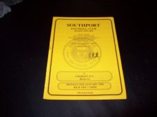Southport Reserves v Chorley Reserves, 1995/96